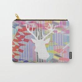 Deer'n pop Carry-All Pouch