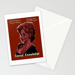 Carnal Knowledge Stationery Cards