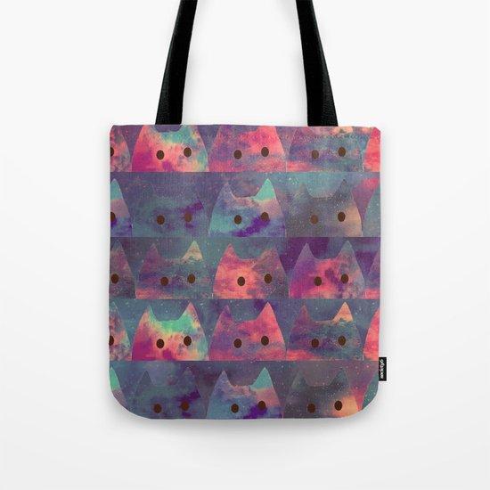 cats-128 Tote Bag