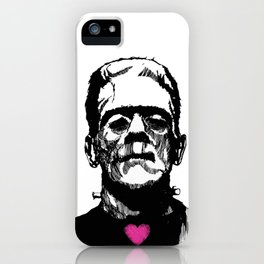 Frankestein iPhone Case