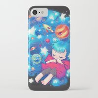 barachan iPhone & iPod Cases featuring space by barachan