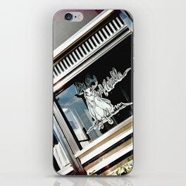 alls well at m. wells iPhone Skin