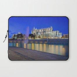 Palma Cathedral,Mallorca,Spain Laptop Sleeve