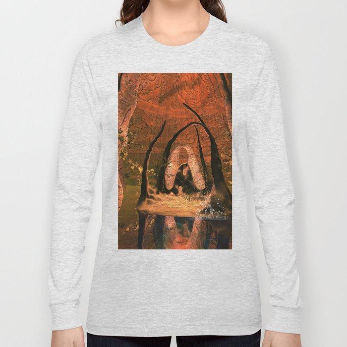 Fantasy world Long Sleeve T-shirt