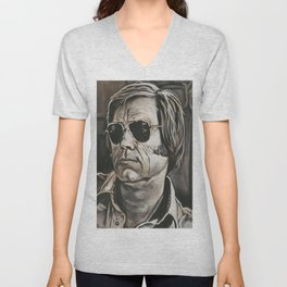 George Jones Unisex V-Neck