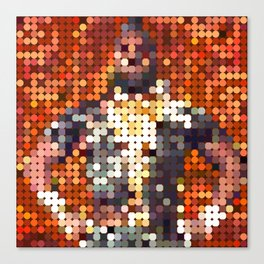Mr. T Bling Canvas Print