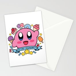 Stay Hungry! Stationery Cards