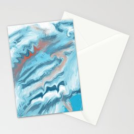 Oceano dei sogni Stationery Cards