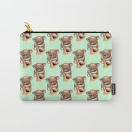 kawaii koala pattern Carry-All Pouch