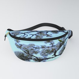 Early Morning Pear Blossom Fanny Pack