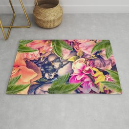Flower dream Rug