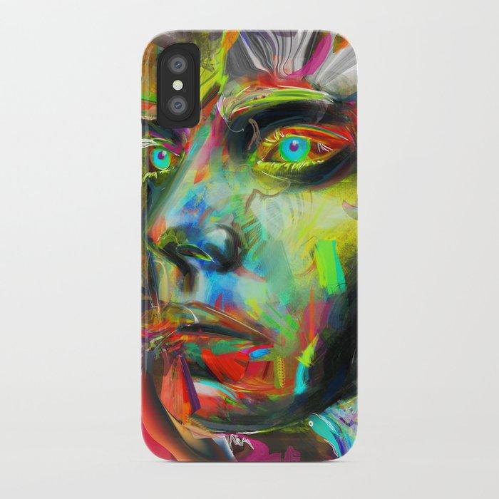 Rainscape Rhythm iPhone Case