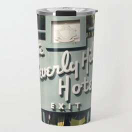 Beverly Hills Hotel Travel Mug