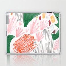 Seeing Spaces - White Laptop & iPad Skin