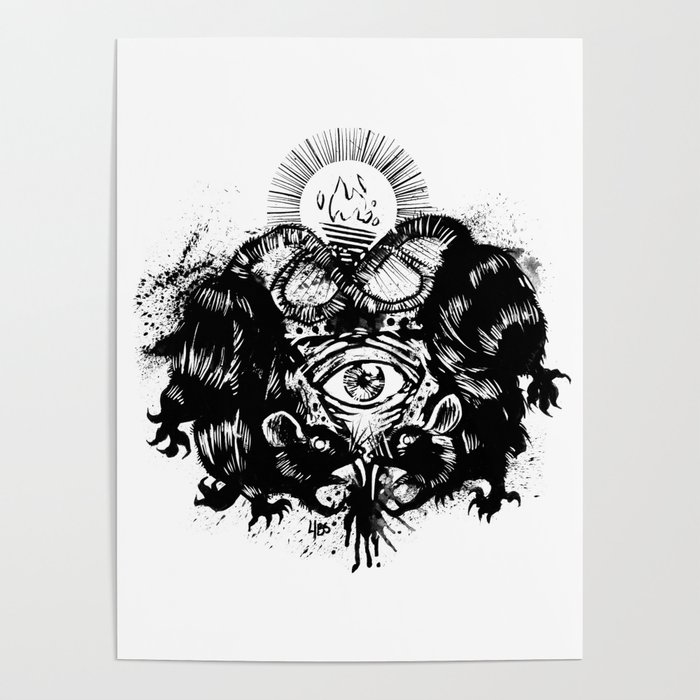 The Seal of Rat Poster
