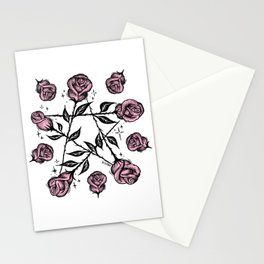 R O S E G R A M Stationery Cards