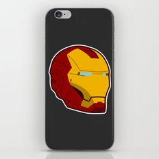 He Doesn't Play Well With Others iPhone & iPod Skin