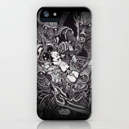 Alien Abduction - The Mouse iPhone Case