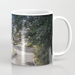 Campsite Driveway Coffee Mug