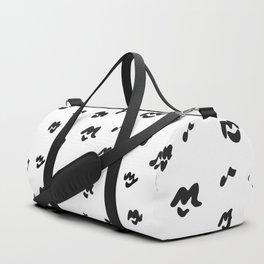 Music Lips Duffle Bag