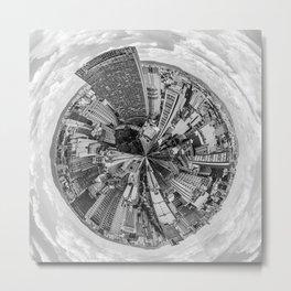 Polar Pan Sao Paulo Metal Print