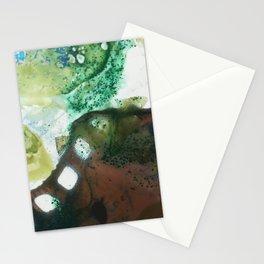 Glitter Film Stationery Cards