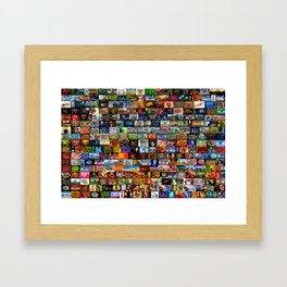 Artwall XXL Framed Art Print