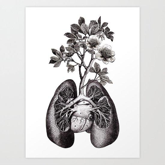 Flourishing Lungs by fleuriosity