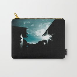 Blue in China Carry-All Pouch