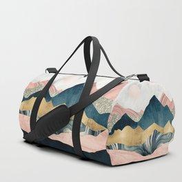 Plush Peaks Duffle Bag