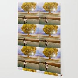 Tree of Surf Life Wallpaper