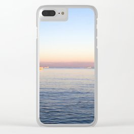 Catch of the Day Clear iPhone Case
