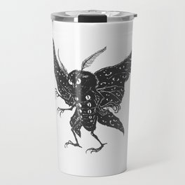 Mothman Travel Mug