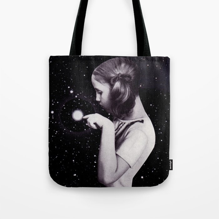 stars are delicate Tote Bag