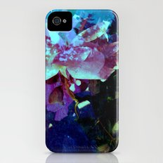 High Rose in the water Slim Case iPhone (4, 4s)