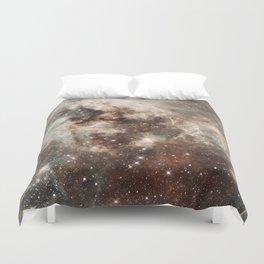 Cloud Galaxy Duvet Cover