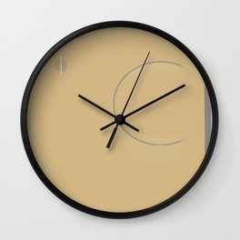 The First Note Wall Clock
