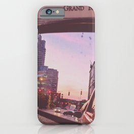 Grand Rapids, Rearview iPhone Case