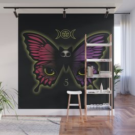 Esoteric Butterfly Wall Mural