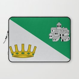 Villanueva Flag Laptop Sleeve