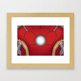 MARK 43 Framed Art Print