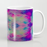 prism Mugs featuring Prism by Amy Sia