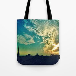 Charleston Skies Tote Bag