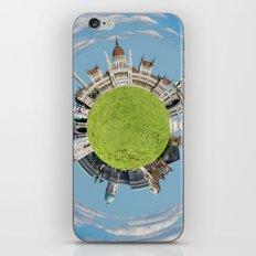 Budapest tiny planet iPhone & iPod Skin