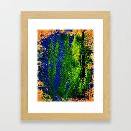 """""""Puckett's-Pond""""  Framed Art Print"""