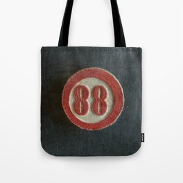 Eighty Eight Tote Bag