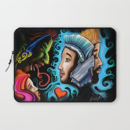 The Hero In All of Us Laptop Sleeve