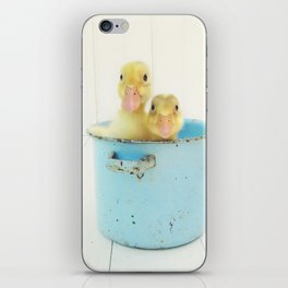 Duck Soup iPhone Skin