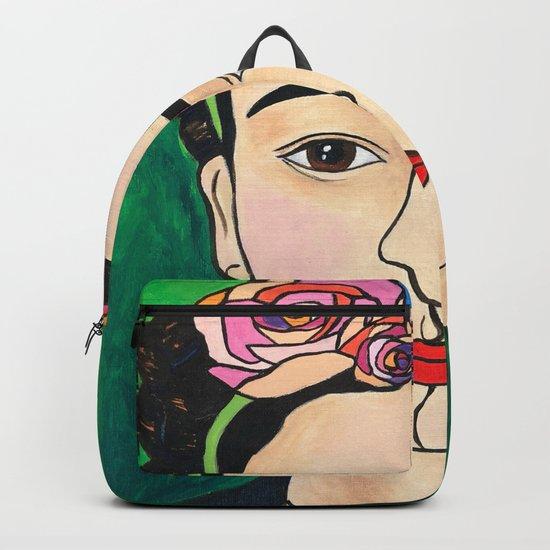 Frida Khalo Portrait by claudianolascoart67