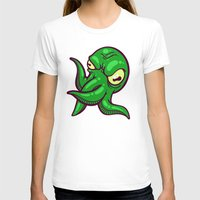 cthulhu T-shirts featuring Cthulhu by Artistic Dyslexia